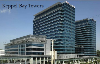Keppel Bay towers