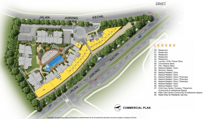 Commercial Siteplan
