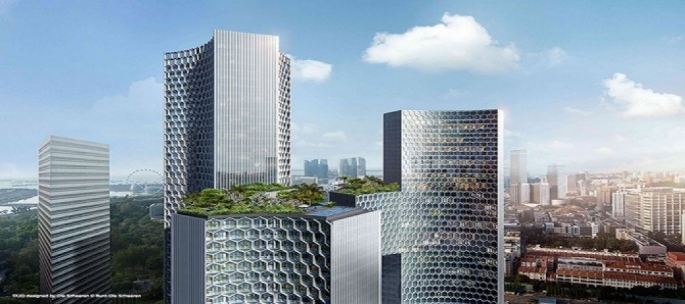 Duo Residences In Singapore New Propertysg Com